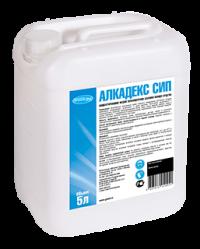 Беспенное моющее средство для пищевого оборудования Алкадекс СИП